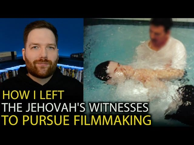 A Former Jehovahs Witness Explains Why He Left the