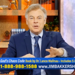 "Preacher: God Anointed Trump, Therefore Biden is an ""Illegal Counterfeit"""