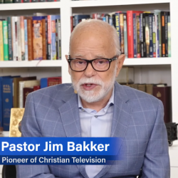 "Scamvangelist Jim Bakker: I Was ""One of the First Examples of Cancel Culture"""