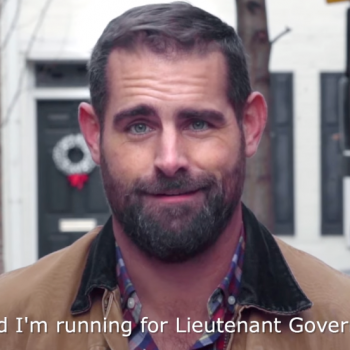 PA State Rep. Brian Sims, Who's Openly Atheist, Is Running for Lt. Governor