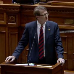 "SC Lawmaker Decries LGBTQ ""Rebellion Against God's Moral Law"" on Senate Floor"