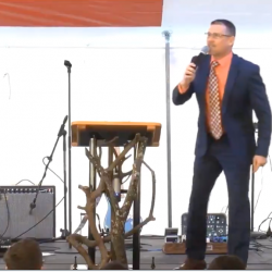 """Hate-Pastor: """"If You Believe the Bible,"""" Then You'll Reject a Biden Presidency"""