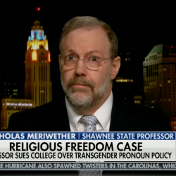 Appeals Court: Prof. Has Constitutional Right to Misgender Students for Jesus