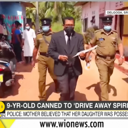 Sri Lankan Exorcist Under Arrest After Violent Caning Ritual Leaves a Child Dead