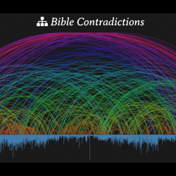 Check Out This Massive (Resurrected) Interactive Chart of Bible Contradictions