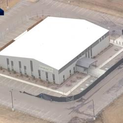 Alberta Officials Put Huge Fence Around Anti-Quarantine Church to Protect Public