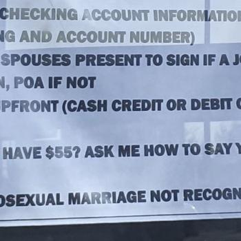 """Kentucky Tax Preparer Defends Refusal to Work With Gay Couples: """"This is Legal"""""""