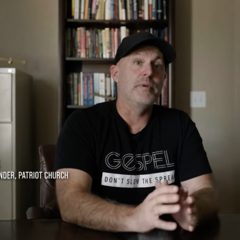 """This Inside Look at """"Patriot Churches"""" Shows the Danger of Christian Nationalism"""