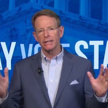 "Tony Perkins: Are Christians Trying to ""Take Over the World""? ""Yeah, We Are!"""