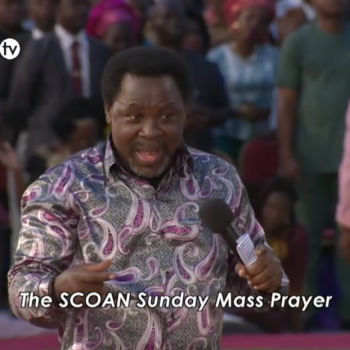 Nigerian Pastor TB Joshua, Who Spread Lies About LGBTQ People, Dead at 57