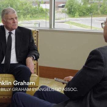 "Franklin Graham: Get Vaccinated, Christians. It Could ""Save Your Life."""