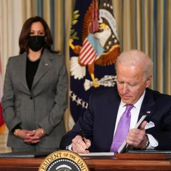 "Conservatives: Biden Wasn't Religious Enough in His ""Day of Prayer"" Proclamation"