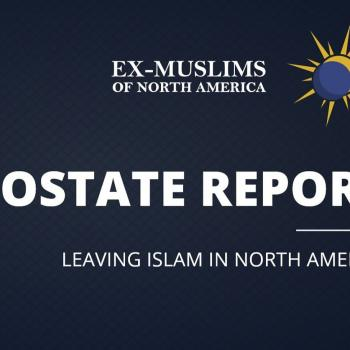 The Apostate Report: What We Learned from a Survey of North American Ex-Muslims