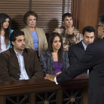 This Christian's Theory About Juries Would Decimate Our Entire Legal System