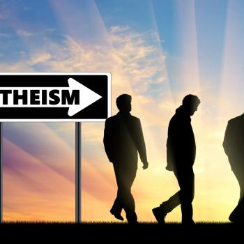 """Here's a Troubling Roundup of the Rightward Drift of Many """"New Atheists"""""""