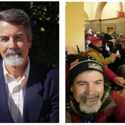 A Capitol Rioter Was Arrested After His Church Prayer Group Alerted the FBI