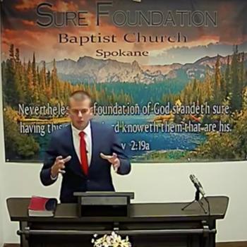 "Fundamentalist Preacher: Once Your Honeymoon is Over, ""Divorce Is Not an Option"""