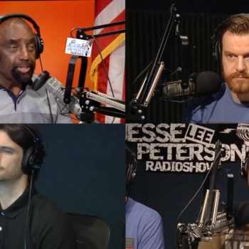 """Jesse Lee Peterson and Panelists Agree: It Was a """"Big Mistake to Educate Women"""""""