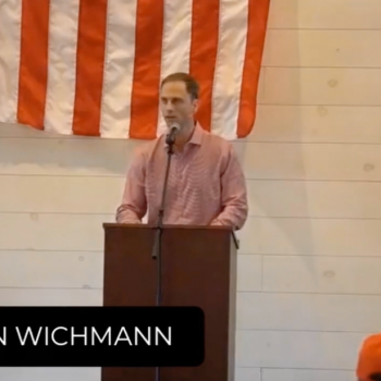 """WI GOP Candidate for Governor: We Need """"Good Christian Patriots to Take Over"""""""