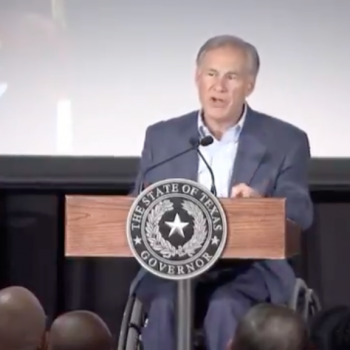"""Texas Governor: To Reduce Crime, """"We Need to Restore God in Our Communities"""""""