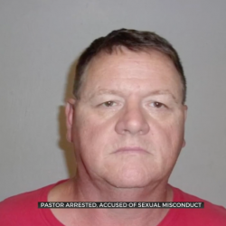 Oklahoma Pastor Confesses to Sexually Assaulting 13-Year-Old Child