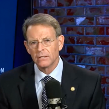 """Tony Perkins: Man is """"Responsible"""" for Climate Change, but the Solution is Jesus"""