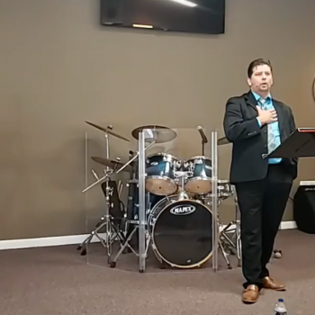 An Ohio Pastor Gave an Anti-Trans Sermon. His Church Is Pretending Otherwise.