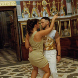 Spanish Archbishop: Sorry We Let a Risqué Music Video Film in a Gothic Cathedral