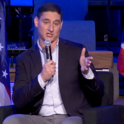 """GOP Senate Candidate: """"There's No Such Thing as Separation of Church and State"""""""