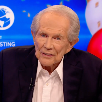 Pat Robertson's Retirement is, Somehow, a Loss for Atheism