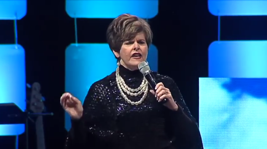 Christian Preacher Cindy Jacobs Claims She Helped a Woman
