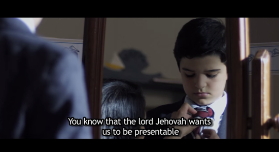 A Glimpse Into the Life of a Child Raised as a Jehovah's