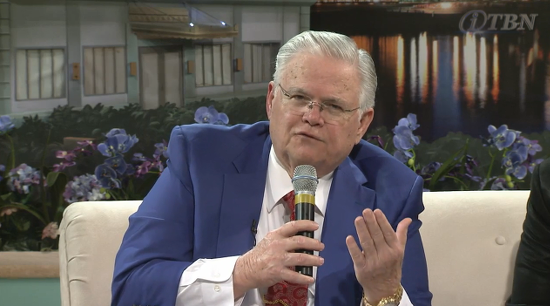 Pastor John Hagee Attempts to Convince Skeptics of Biblical