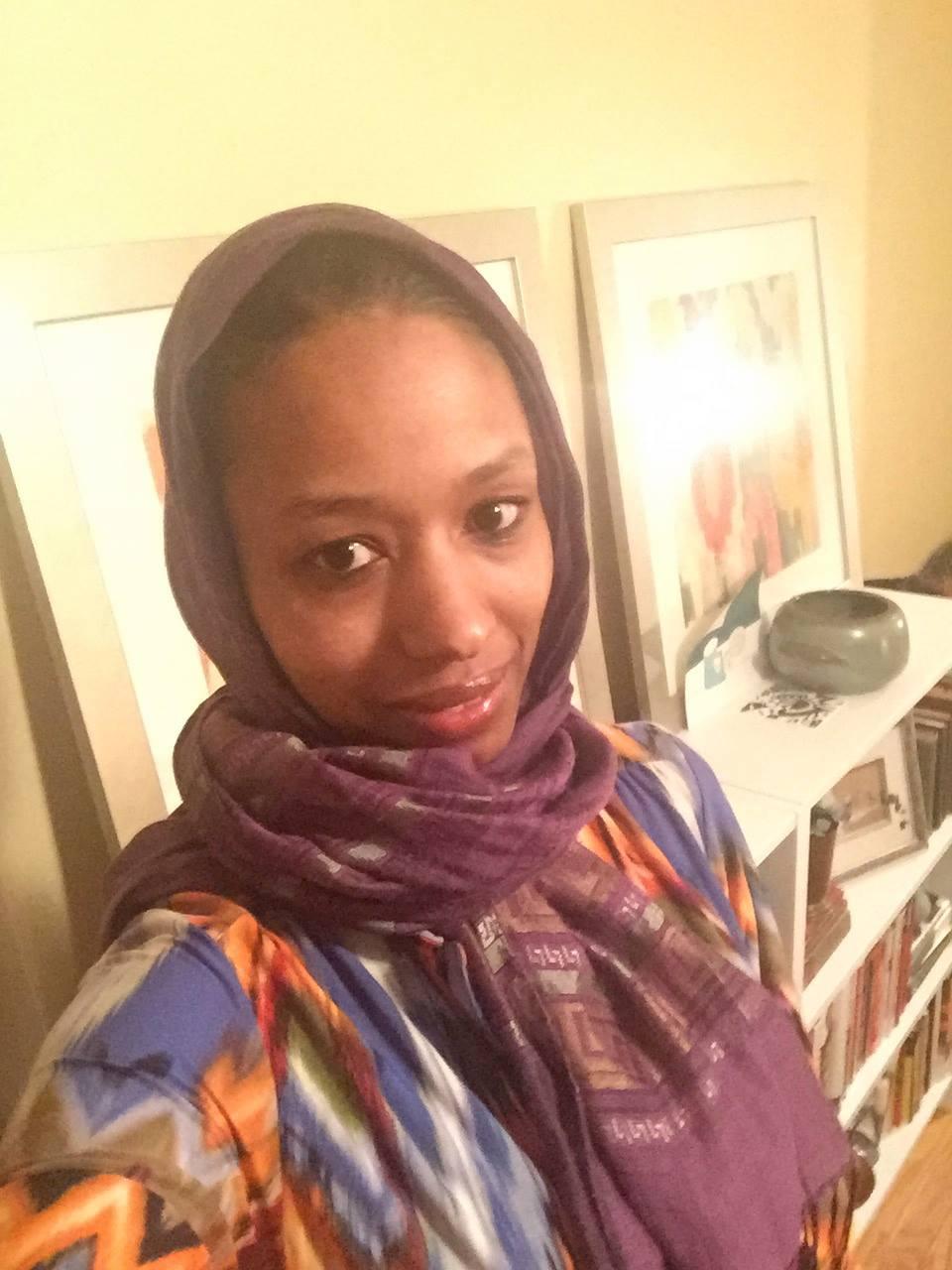 How to headscarf a wear hijab catalog photo