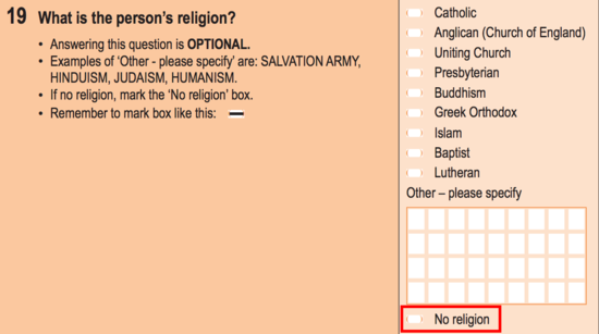 A Slightly Reworded Census Question May Soon Shift the