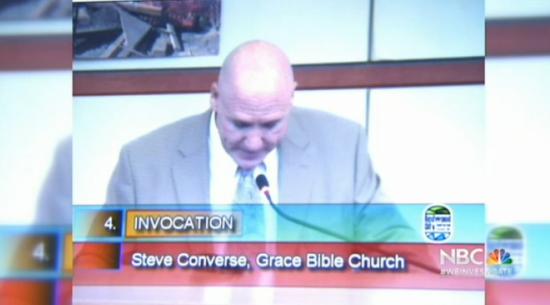 Redwood City (CA) Officials Halt Invocations After Pastor