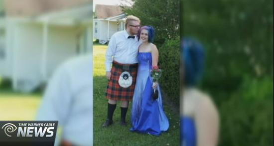 Christian Praise Prom Organizer Banned Scottish Boy Wearing Kilt