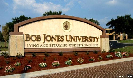 GRACE Releases Report on Bob Jones University's Culture of Sexual Abuse
